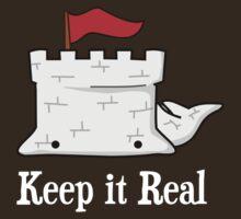 Keep Whailz Tee by pixelpatch