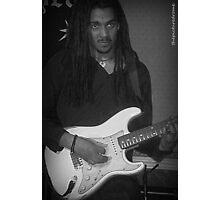 Guitar Photographic Print
