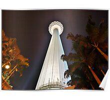 Menara K.L Tower Poster