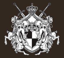 Jackalope Heraldry T-Shirt