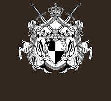 Jackalope Heraldry Unisex T-Shirt