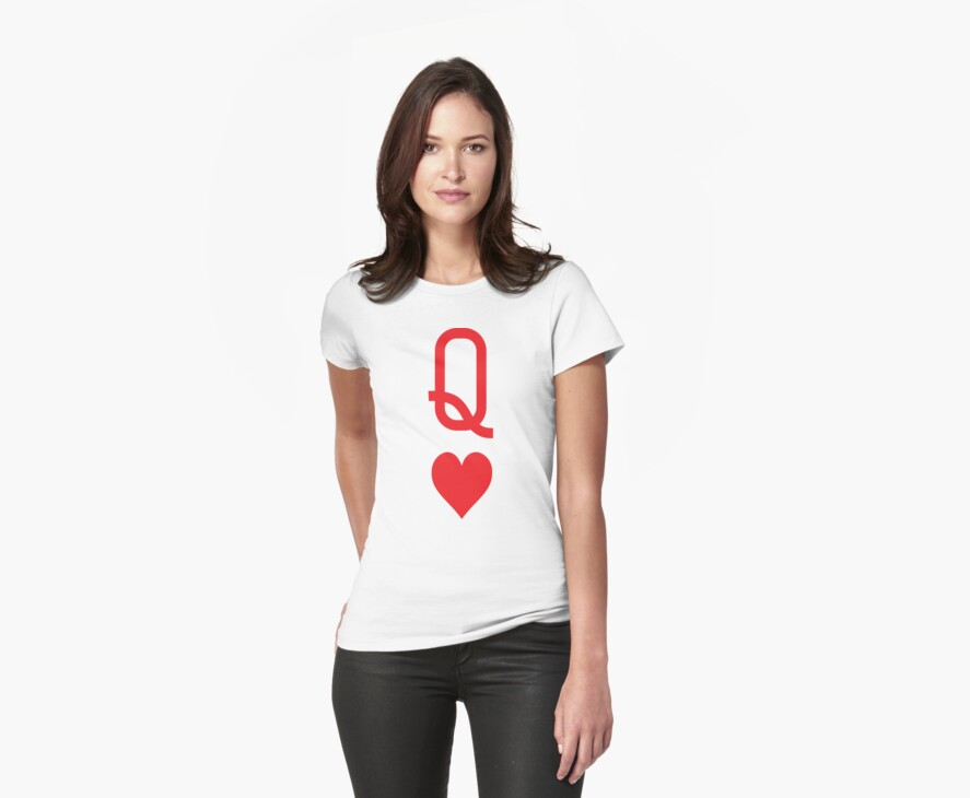 Queen of hearts by LaundryFactory