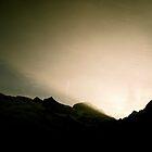 Swiss Mountains by Daniel Pinnegar