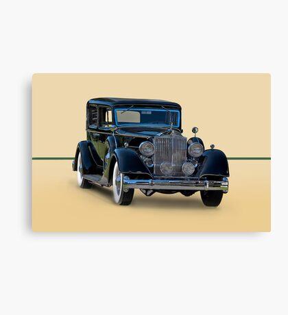 1932 Packard Sedan Canvas Print