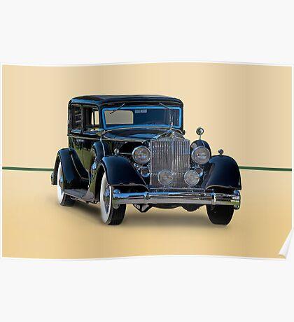 1932 Packard Sedan Poster