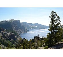 Crater Lake Photographic Print
