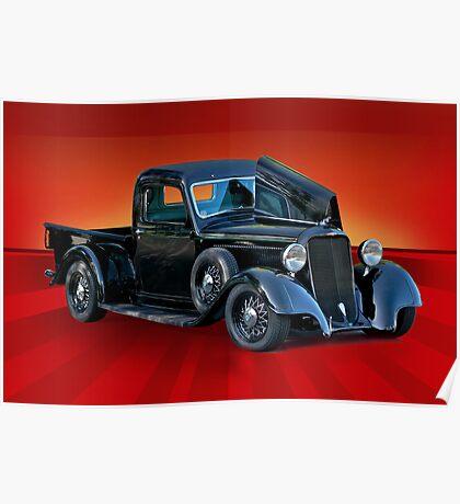 1934 Dodge Pick-Up Truck Poster