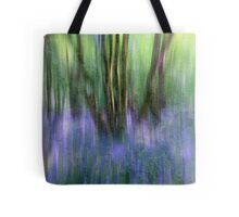 Essence Of Bluebells Tote Bag