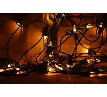 Floor Lights Photographic Print