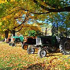 Need a Tractor? by Heather  Andrews Kosinski