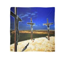 Darkness at the Crucifixion of Jesus Scarf