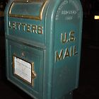 Old time mailbox...... by DonnaMoore