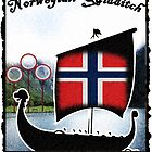 Norwegian (Norsk) Quidditch  by IN3004