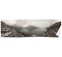 Gosainkunda lake panorama Poster