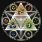 Legend of Zelda Geometria by MrP1ckles