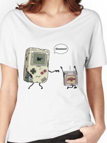 Don't Get 8bit! Women's Relaxed Fit T-Shirt