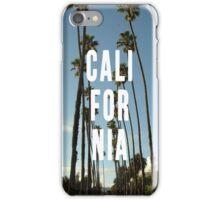 California iPhone Case/Skin
