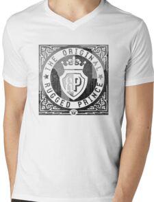 Rugged Prince Brooklyn Mens V-Neck T-Shirt