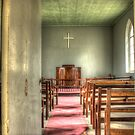 Welcome  ~ Country Church ~  NSW by Kym Bradley