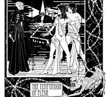 The Temptation of Flesh by Iain Maynard