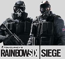 Rainbow Six Siege by osoep008