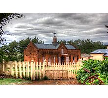 Cooma Cottage Stables  YASS NSW  Australia  Photographic Print