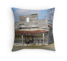 Plantation Store Throw Pillow