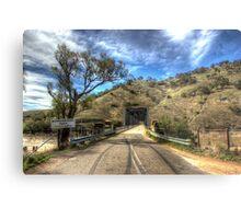 Taemas Bridge NSW  Australia  Metal Print