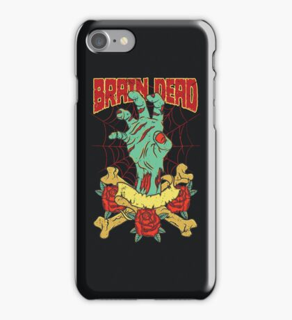 Brain Dead iPhone Case/Skin