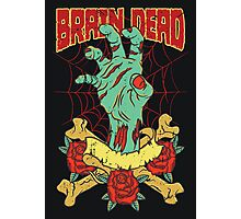 Brain Dead Photographic Print
