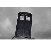 Police Box thing Photographic Print