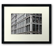 SoHo Architecture Framed Print