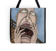 The Scream. Tote Bag