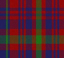 00597 Fiddes (artefact) Tartan Fabric Print Iphone Case by Detnecs2013