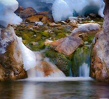 Mid-Winter Runoff by Adam Northam