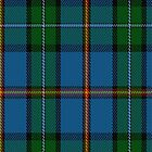 00601 German MacLeod Tartan Fabric Print Iphone Case by Detnecs2013