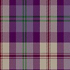 00602 Gigha Lilac Fashion Tartan Fabric Print Iphone Case by Detnecs2013