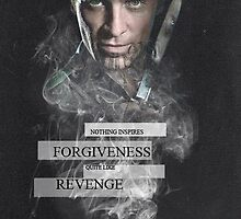 Forgiveness and Revenge by Jesskylie1