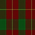 00604 Abadia Da Cova District Tartan Fabric Print Iphone Case by Detnecs2013