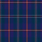00605 BABC Tartan Fabric Print Iphone Case by Detnecs2013
