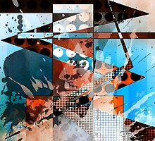 Lighting Abstract Design by JosePracek