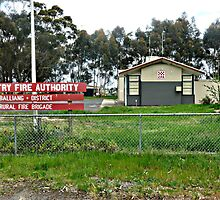 Balliang Rural Fire Brigade - Victoria by EdsMum