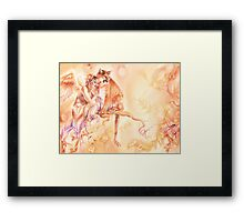 The Kindred Spirit Framed Print