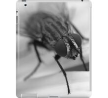 Fly 1 B&W iPad Case/Skin