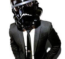 corporate shadowtrooper by leoawesome