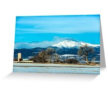 From Earth To Heaven Greeting Card