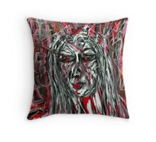 Mater Abyssus Throw Pillow