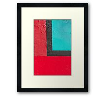Step in and cool off Framed Print