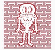 Skelington Bones by John Paine