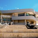 The Getty Center and Museum. by philw
